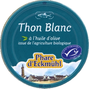 Thon blanc germon huile olive