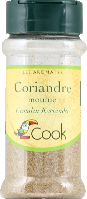 Coriandre moulue
