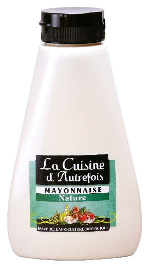 Mayonnaise nature flacon souple