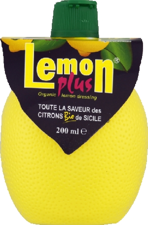 Jus de citron Lemon +