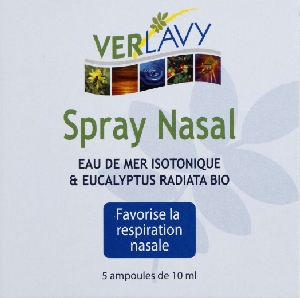 Spray nasal ampoules (5)
