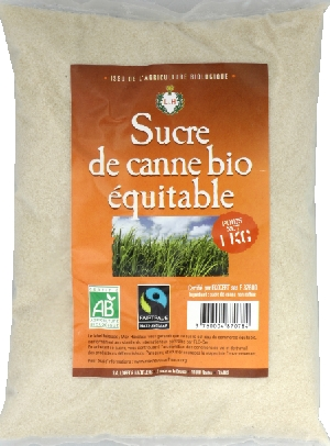 Sucre canne blond Paraguay