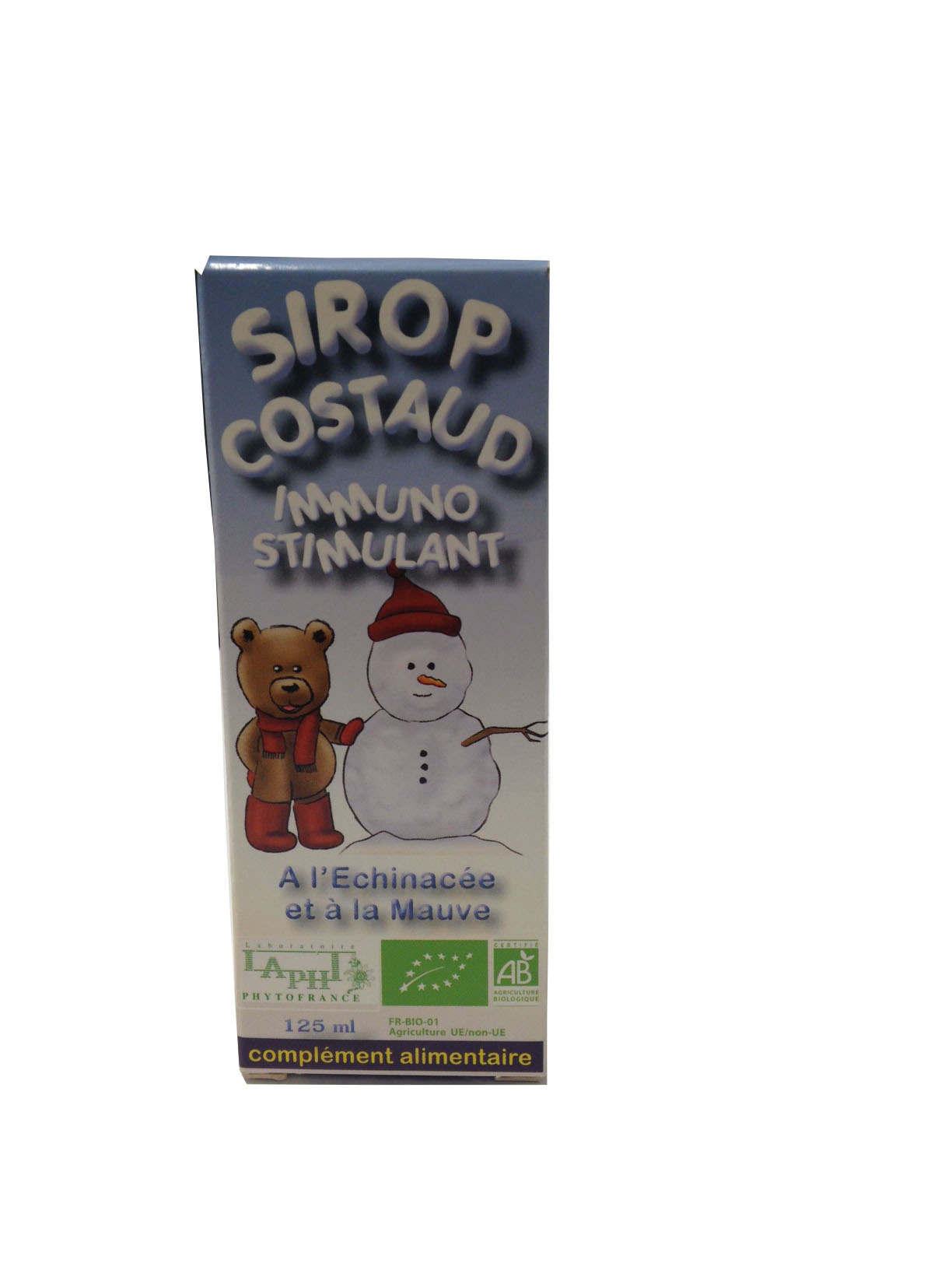 Sirop costaud immuno-stimulant