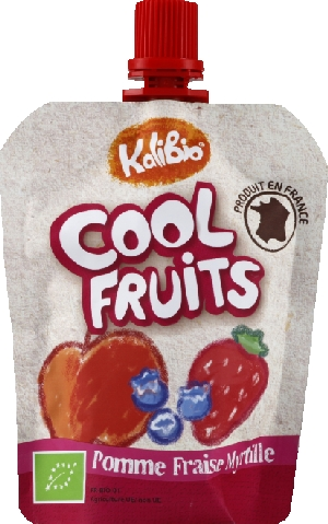 Cool fruits rouges